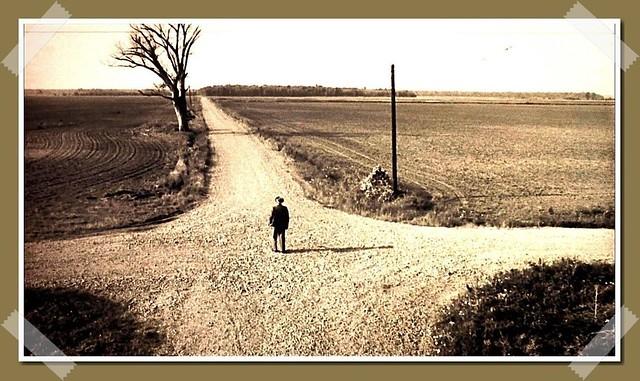 Crossroads in Ghost Lore