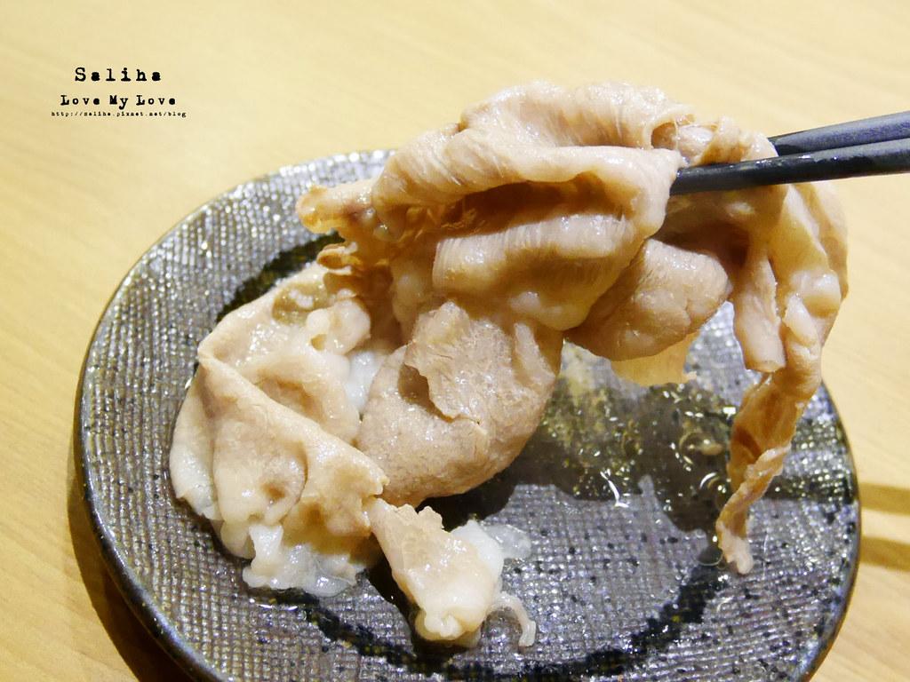 台北大安區利休日本料理好吃高級和牛火鍋 (3)