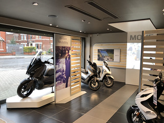 Alf England Showroom