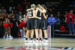 2019 MIAA Women's Basketball Tournament Finals: UCM vs FHSU