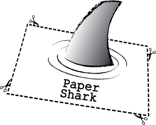 Paper Shark logo