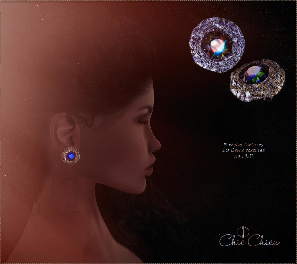 Mira earrings by ChicChica @ Soiree - TeleportHub.com Live!