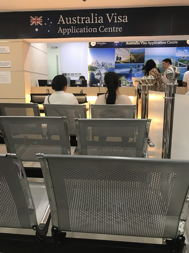 Australia visa application centre