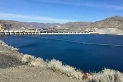 Washington   -   Lake Roosevelt National Recreation   -   Columbia River   -   Grand Coulee Dam