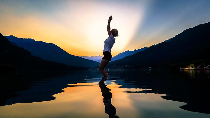 Światło jogi