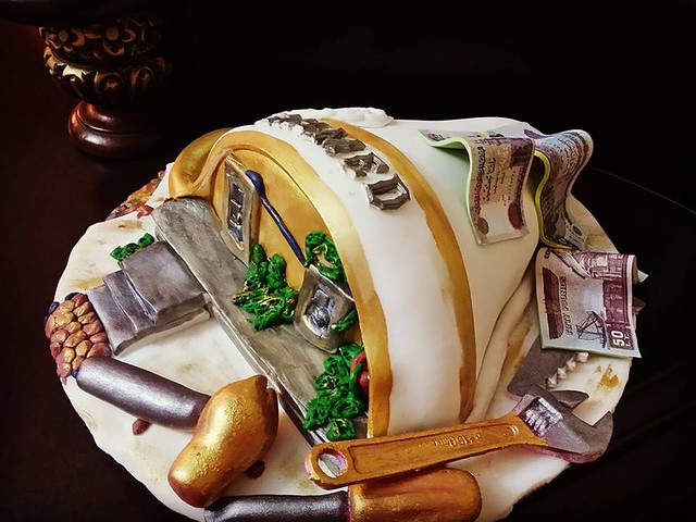 Cake by Raniah Agamia Agamiat