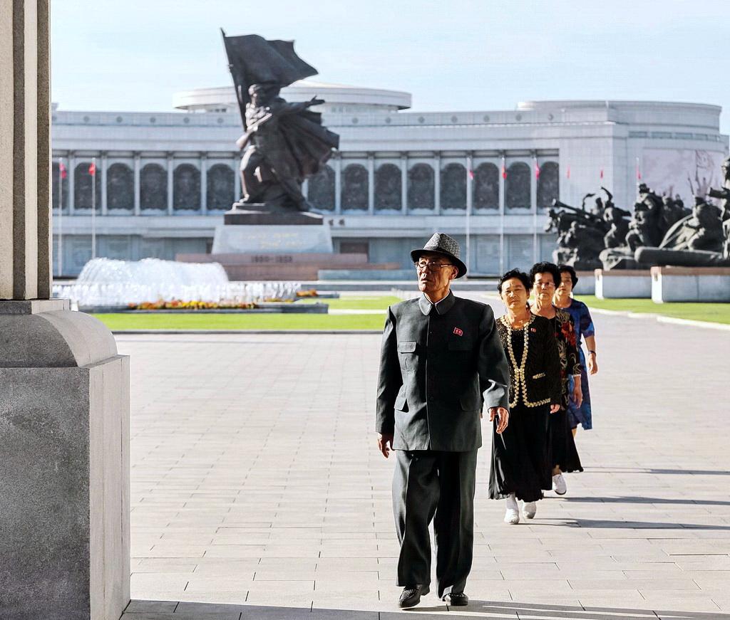 Музей победы в Отечественной освободительной войне, Пхеньян