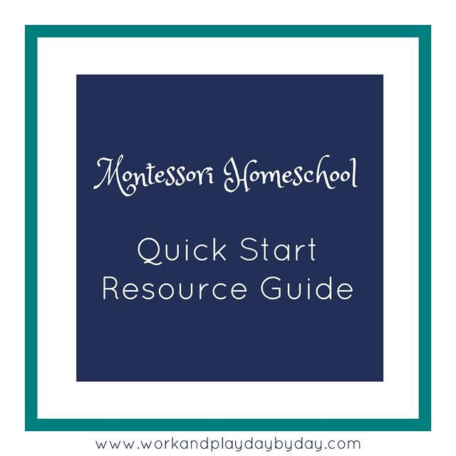 Quick Start Montessori