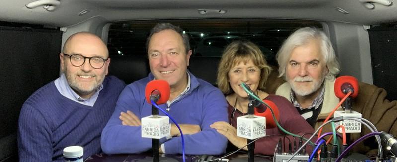 Foto Todo ira Bien Vicente Enguidanos maria Costa Tomas Torres La Fabrica de Radio Paco Cremades 5