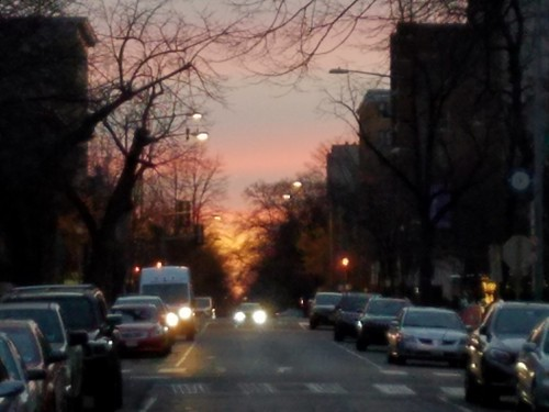 Sunrise in Dupont
