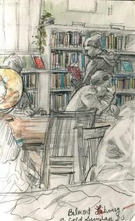 Portland - Belmond Library