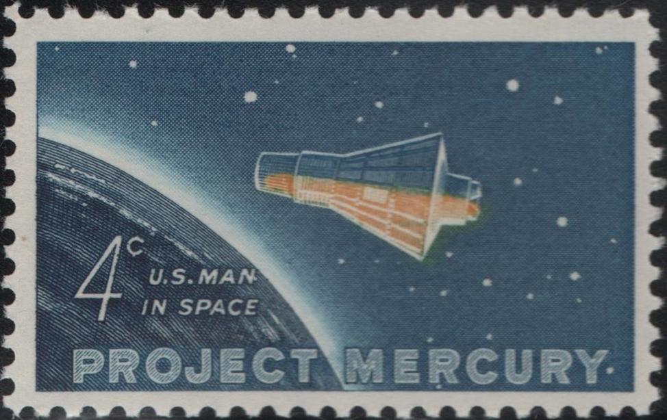 United States - Scott #1193 (1962)