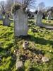 Grave of Israel Harding V.C.