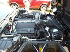 M38 ELD a 1995 5700cc Chevrolet Corvette