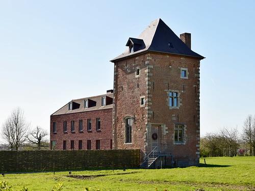 Donjon Hof ten Houte