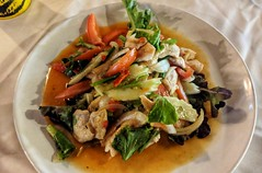 Chicken Salad for White Rice
