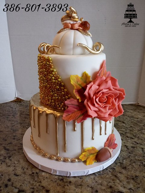 Cake by Marie's Cakes