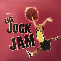 V.A.:ESPN PRESENTS THE JOCK JAM(JACKET A)
