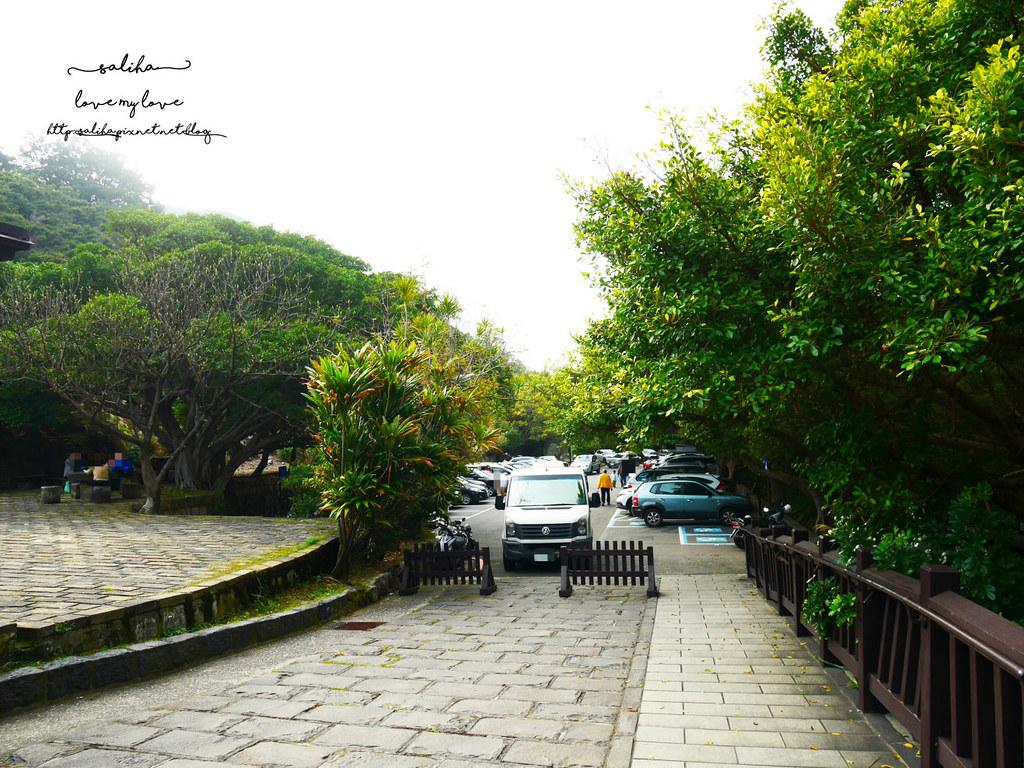 台北陽明山一日遊景點推薦硫磺谷龍鳳谷公園免費泡湯溫泉泡腳池 (2)