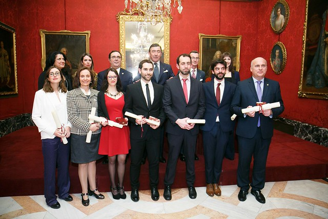 Premios Real Maestranza de Caballería de Sevilla - UPO
