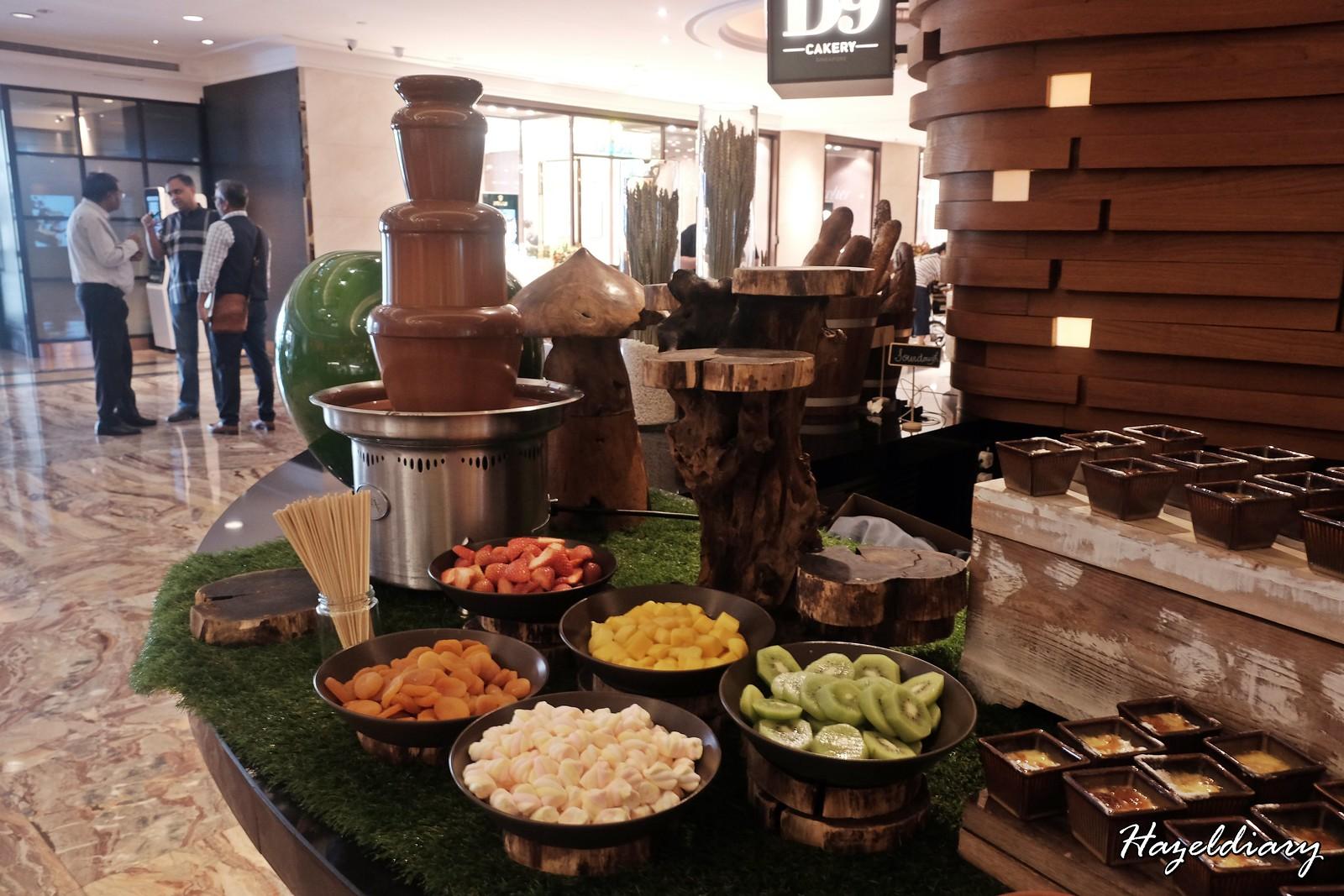 D9 Cakery Hilton Singapore-Desserts