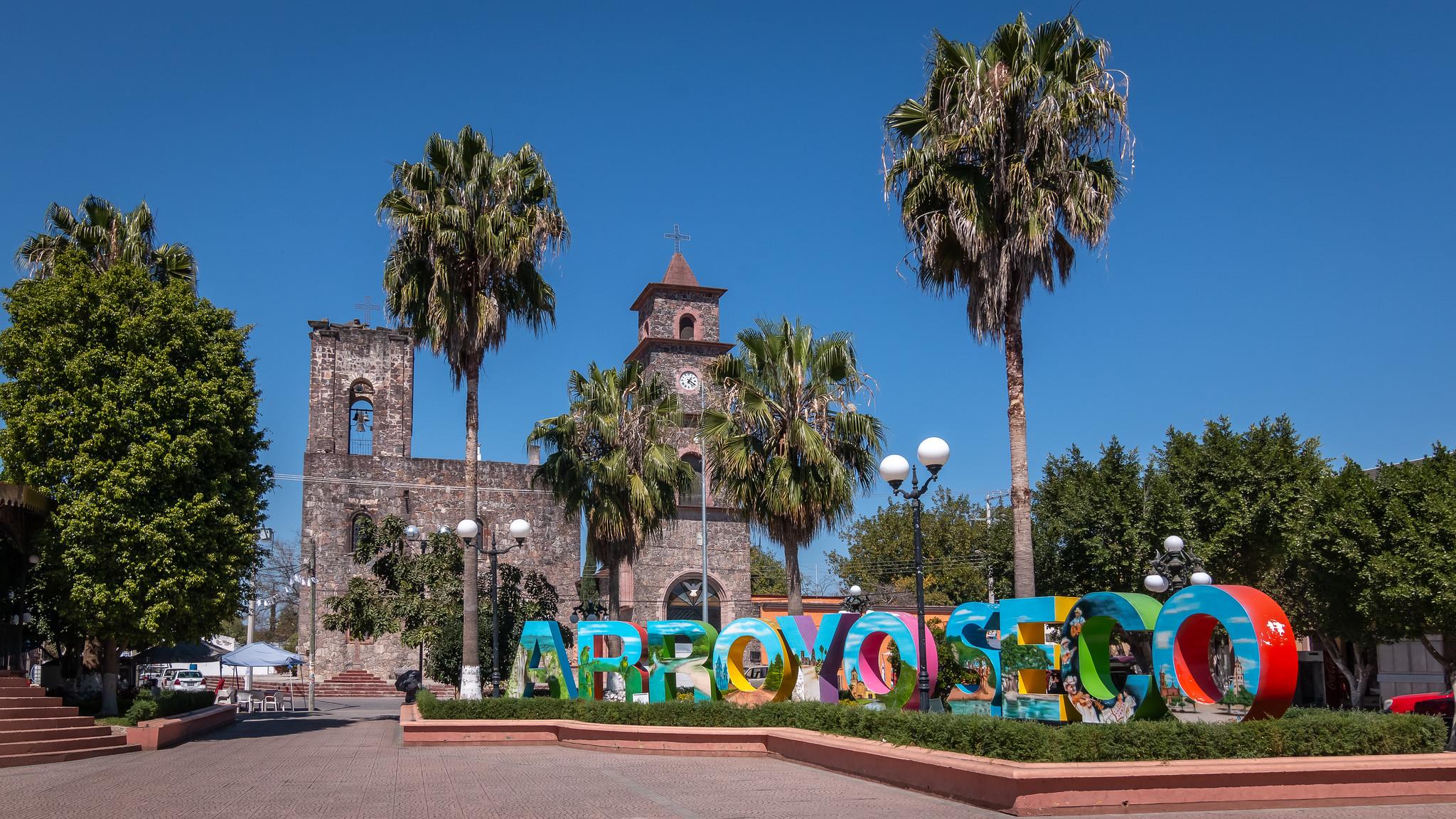 Arroyo Seco - Querétaro - [Mexique]