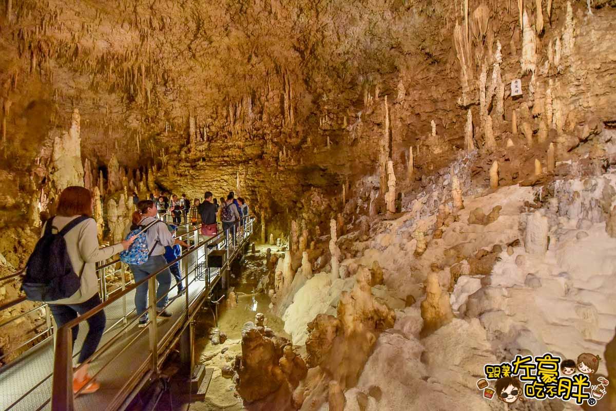 沖繩世界王國村玉泉洞-20