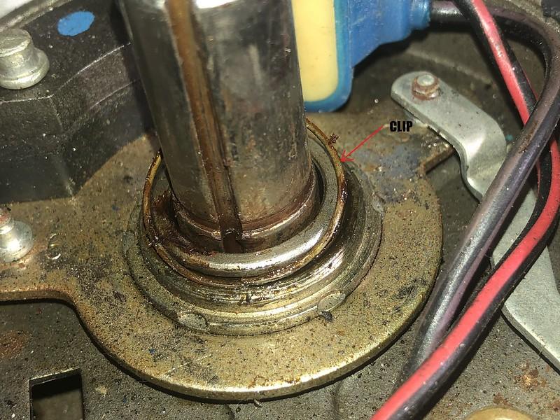 Replacing SBF Duraspark Pickup Coil | The Ranger Station