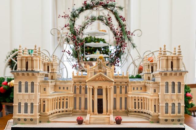Blenheim Cake by Julie & Liz of PoppyRed Cake Company