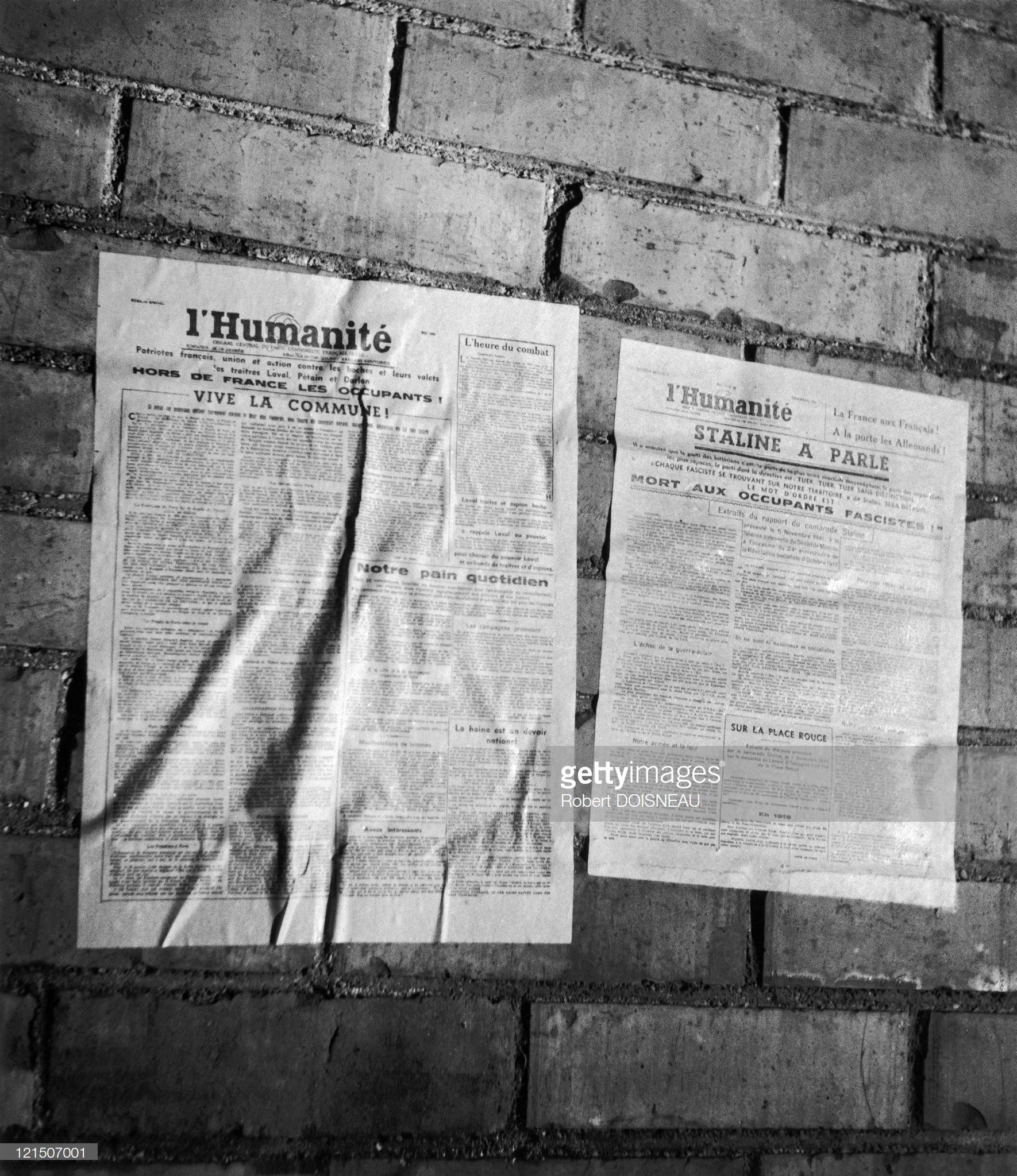 Газета «Юманите»