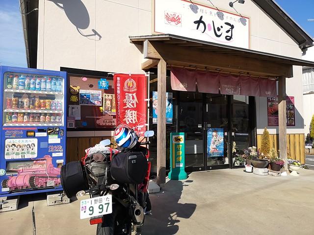 大洗バイクキャンプ