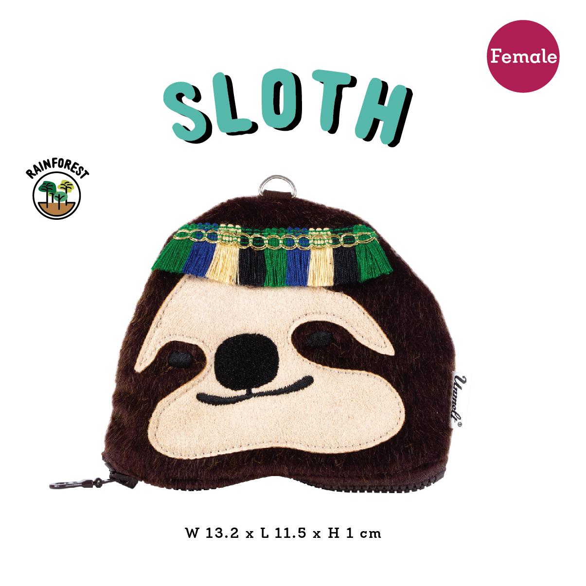 sloth female