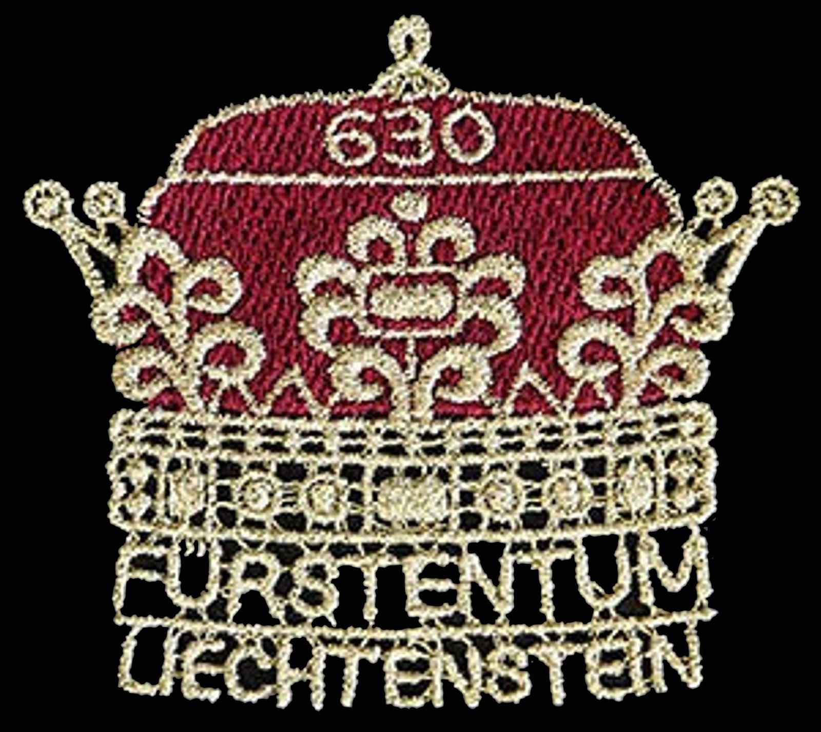 Liechtenstein - 300th Anniversary of Liechtenstein (January 23, 2019)