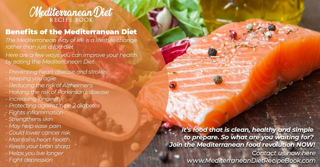 Mediterranean Diet Recipe Book d7 (1) | Benefits of the Medi