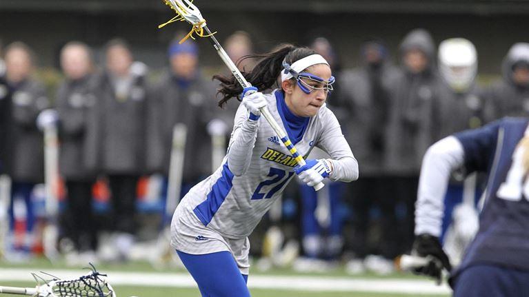 Women's lacrosse falls to No. 18 Georgetown