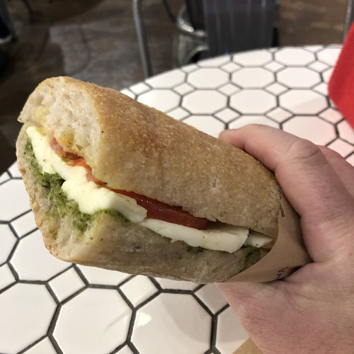 Caprese at Eataly
