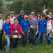 Viaje de aprendizaje de jóvenes cacaoteros a Honduras