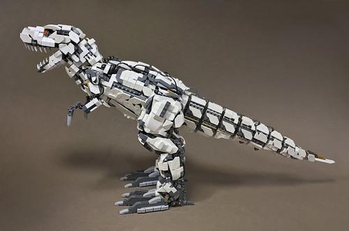 LEGO Mecha Tyrannosaur Mk2-05