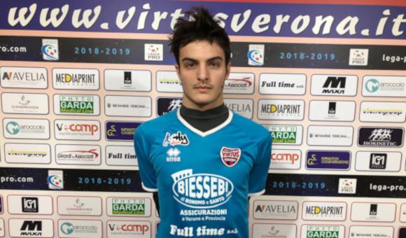 Polisportiva Virtus, benvenuto Mattia Squaranti