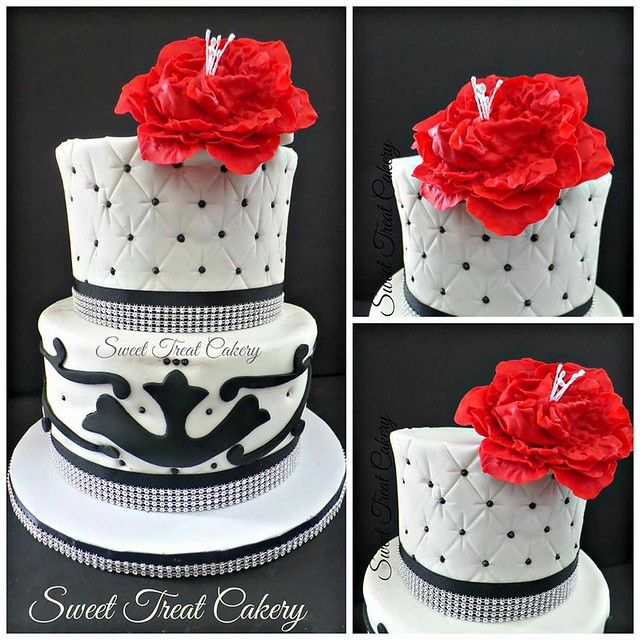 Cake by Sweet Treat Cakery