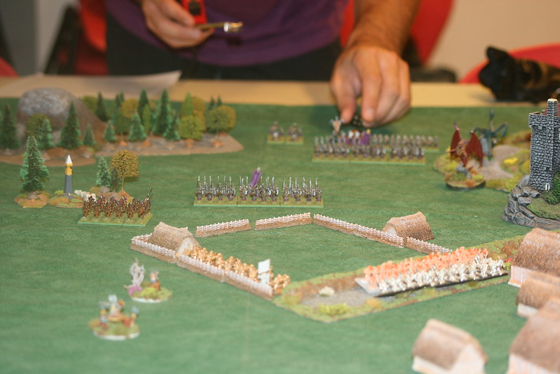 [1300 - Orcs vs elfes Noirs] La bataille des piques maudites 45739930805_c41ab618fb_c