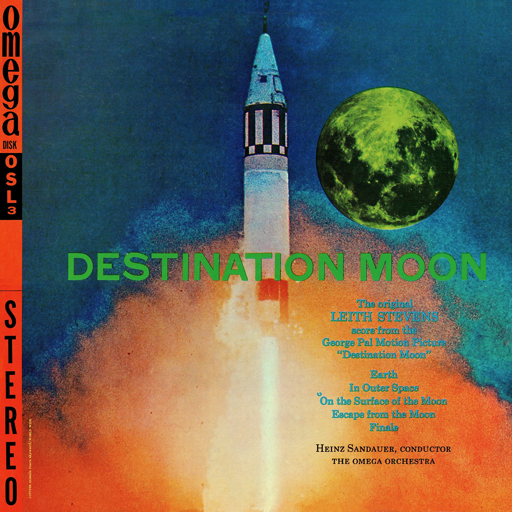 Leith Stevens, Heinz Sandauer - Destination Moon