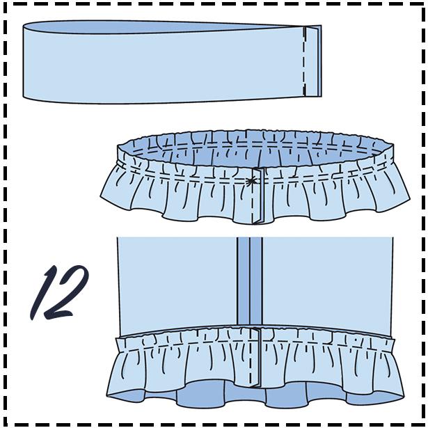 Pant Step 12