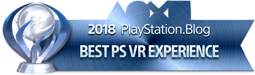 Best PS VR Experience - Platinum