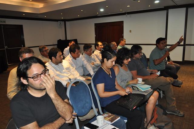 Decimoctava sesión de la Junta de Administración del Fondo de Contingencia para Remediación Ambiental – ley N° 30321