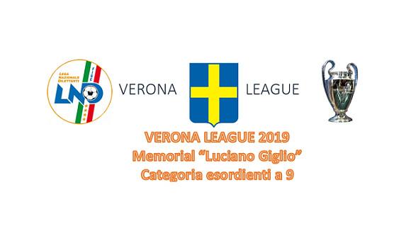 Torneo Verona Lague, lunedì la presentazione