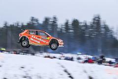 2019 WRC Rally Sweden