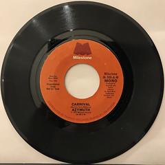 AZYMUTH:CARNIVAL(RECORD SIDE-B)