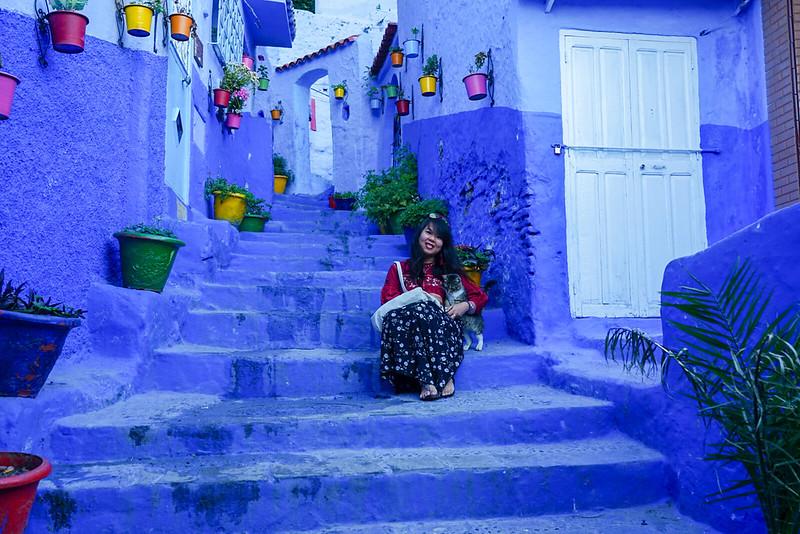 Morocco Chefchaouen City 02