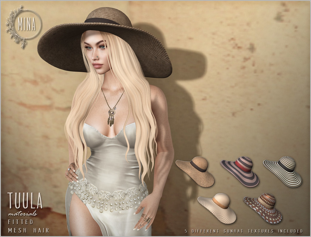 MINA Hair – Tuula for FaMESHed